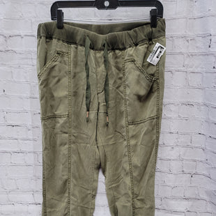Primary Photo - BRAND: ANTHROPOLOGIE STYLE: PANTS COLOR: GREEN SIZE: M OTHER INFO: HEI HEI SKU: 115-115347-3433