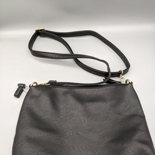 Primary Photo - BRAND:    CLOTHES MENTOR STYLE: HANDBAG COLOR: BLACK SIZE: SMALL OTHER INFO: JOY SUSAN - SKU: 115-115309-20241