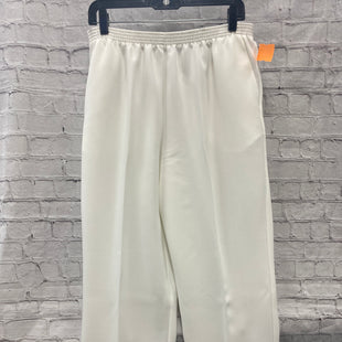 Primary Photo - BRAND: ALFRED DUNNER STYLE: PANTS COLOR: WHITE SIZE: 14 SKU: 115-115336-4688