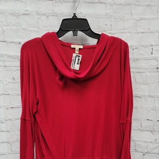 Primary Photo - BRAND: BORDEAUX STYLE: TOP LONG SLEEVE COLOR: RED SIZE: S SKU: 115-115335-3461