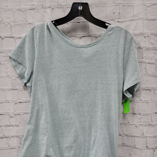 Primary Photo - BRAND: SONOMA STYLE: TOP SHORT SLEEVE BASIC COLOR: MINT SIZE: L SKU: 115-115257-30299
