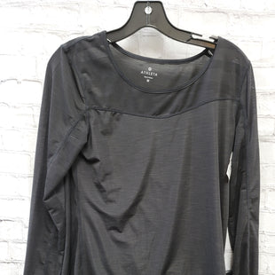Primary Photo - BRAND: ATHLETA STYLE: ATHLETIC TOP COLOR: BLACK SIZE: M SKU: 115-115309-19883