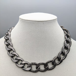 Primary Photo - BRAND: LANE BRYANT STYLE: NECKLACE COLOR: GREY SKU: 115-115336-921