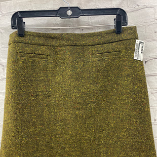 Primary Photo - BRAND: ANN TAYLOR LOFT STYLE: SKIRT COLOR: CHARTREUSE SIZE: 6 SKU: 115-115347-455