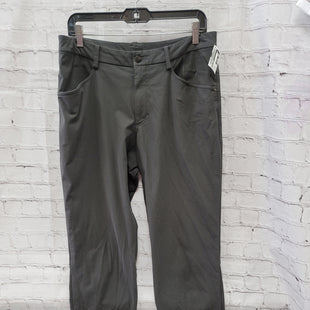Primary Photo - BRAND: LULULEMON STYLE: ATHLETIC PANTS COLOR: GREY SIZE: 12L OTHER INFO: ** SKU: 115-115314-11326