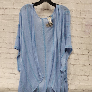 Primary Photo - BRAND: FREE PEOPLE STYLE: COVERUP COLOR: PERIWINKLE SIZE: ONESIZE SKU: 115-115360-463