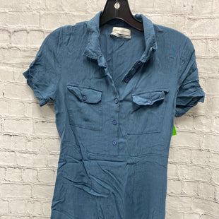 Primary Photo - BRAND: URBAN OUTFITTERS STYLE: DRESS SHORT SHORT SLEEVE COLOR: BLUE SIZE: S SKU: 115-115340-5346