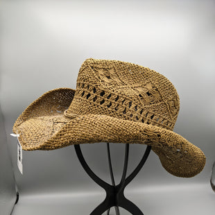 Primary Photo - BRAND:    CLOTHES MENTOR STYLE: HAT COLOR: WHEAT OTHER INFO: EDDYS BROS. - SKU: 115-115347-723