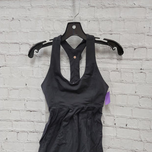 Primary Photo - BRAND: LULULEMON STYLE: ATHLETIC TANK TOP COLOR: BLACK SIZE: 4 SKU: 115-115314-12244