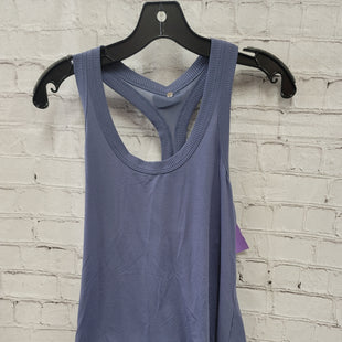 Primary Photo - BRAND: ATHLETA STYLE: ATHLETIC TANK TOP COLOR: SLATE BLUE SIZE: M SKU: 115-115314-12212