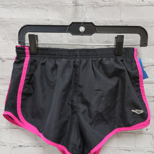 Primary Photo - BRAND:    CLOTHES MENTOR STYLE: ATHLETIC SHORTS COLOR: BLACK SIZE: L OTHER INFO: PONY - PINK SKU: 115-115309-18888