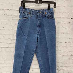 Primary Photo - BRAND: WRANGLER STYLE: JEANS COLOR: DENIM SIZE: S SKU: 115-115347-3592