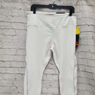 Primary Photo - BRAND: RBX STYLE: ATHLETIC PANTS COLOR: WHITE SIZE: XL SKU: 115-115336-2691
