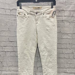 Primary Photo - BRAND: BIG STAR STYLE: PANTS COLOR: WHITE SIZE: 2SKU: 115-115336-4595