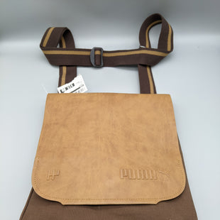 Primary Photo - BRAND: PUMA STYLE: HANDBAG COLOR: TAN SIZE: MEDIUM SKU: 115-115360-1139