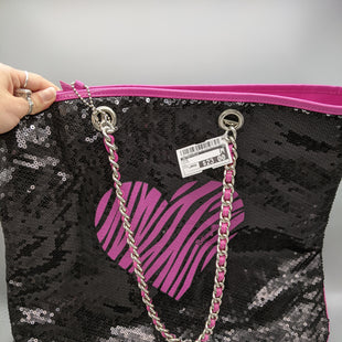 Primary Photo - BRAND: BETSEYVILLE STYLE: TOTE COLOR: BLACK SIZE: LARGE OTHER INFO: ** SKU: 115-115260-94061