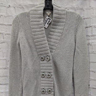 Primary Photo - BRAND: J CREW STYLE: SWEATER LIGHTWEIGHT COLOR: GREY SIZE: S SKU: 115-115336-2763