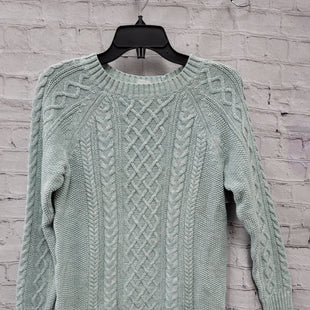 Primary Photo - BRAND: GAP STYLE: SWEATER LIGHTWEIGHT COLOR: BABY BLUE SIZE: M SKU: 115-115360-378