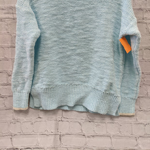 Primary Photo - BRAND: J CREW STYLE: SWEATER LIGHTWEIGHT COLOR: LIGHT BLUE SIZE: XS SKU: 115-115309-19765