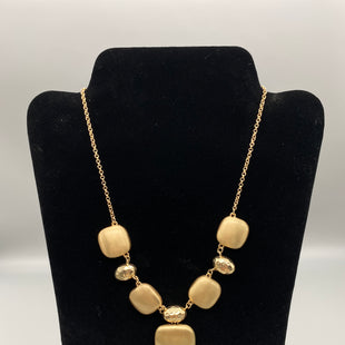 Primary Photo - BRAND:   CMC STYLE: NECKLACE COLOR: GOLD OTHER INFO: M - SQUARES SKU: 115-115338-2831