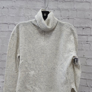 Primary Photo - BRAND: ATHLETA STYLE: SWEATER LIGHTWEIGHT COLOR: CREAM SIZE: S SKU: 115-115314-12197