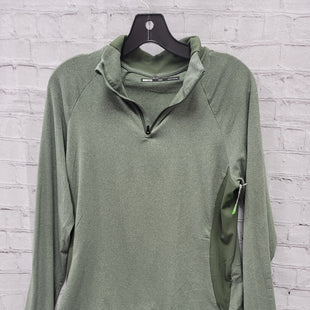 Primary Photo - BRAND: REI STYLE: ATHLETIC TOP COLOR: OLIVE SIZE: L SKU: 115-115314-11566