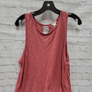Primary Photo - BRAND: J CREW STYLE: TOP SLEEVELESS COLOR: PINK SIZE: L SKU: 115-115336-1590
