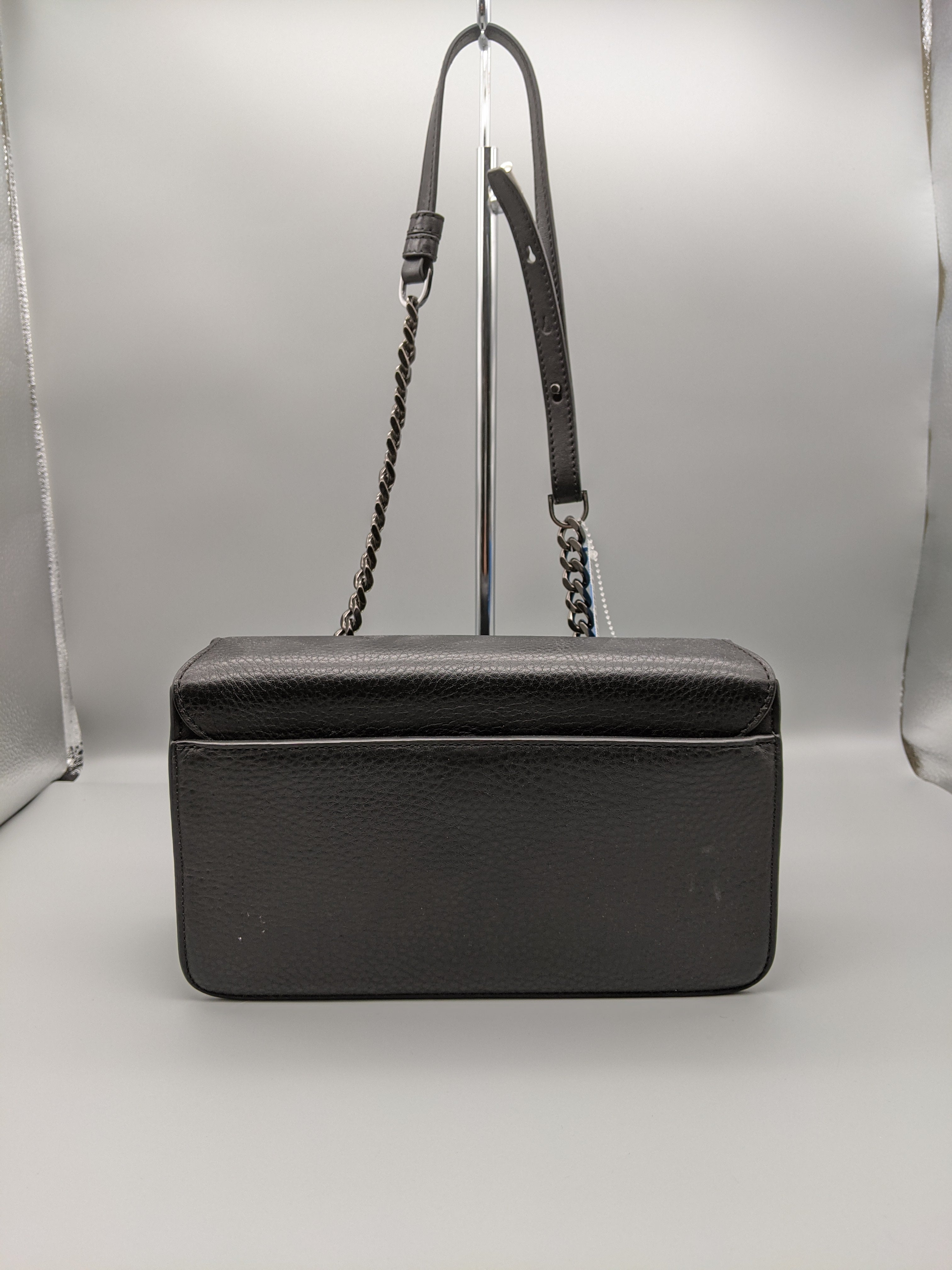 Photo #1 - BRAND: MACKAGE <BR>STYLE: HANDBAG <BR>COLOR: BLACK <BR>SIZE: MEDIUM <BR>SKU: 115-115260-93554<BR>MINOR WEAR