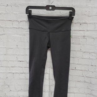 Primary Photo - BRAND: LULULEMON STYLE: ATHLETIC PANTS COLOR: BLACK SIZE: 4 OTHER INFO: WEAR ** SKU: 115-115314-12047