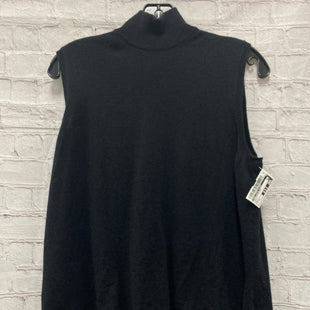 Primary Photo - BRAND: SAKS FIFTH AVENUE STYLE: TOP SLEEVELESS COLOR: BLACK SIZE: 1X SKU: 115-115314-9160