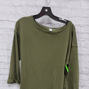 Primary Photo - BRAND: OLD NAVY STYLE: TOP LONG SLEEVE COLOR: GREEN SIZE: L SKU: 115-11545-100526