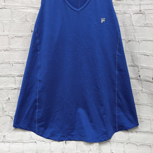 Primary Photo - BRAND: FILA STYLE: ATHLETIC TANK TOP COLOR: BLUE SIZE: XL SKU: 115-115336-2725