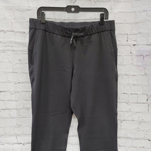 Primary Photo - BRAND: LULULEMON STYLE: ATHLETIC PANTS COLOR: BLACK SIZE: 12 SKU: 115-115309-17980