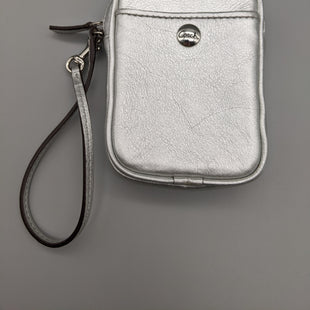 Primary Photo - BRAND: COACH STYLE: WRISTLET COLOR: SILVER SKU: 115-115257-29338