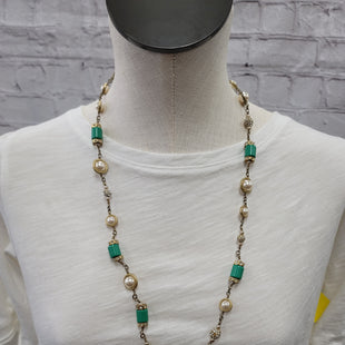 Primary Photo - BRAND: J CREW STYLE: NECKLACE COLOR: GOLD SKU: 115-115314-8033