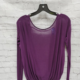 Primary Photo - BRAND: FREE PEOPLE STYLE: TOP LONG SLEEVE COLOR: PURPLE SIZE: XS SKU: 115-115302-17494