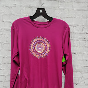 Primary Photo - BRAND: COLUMBIA STYLE: ATHLETIC TOP COLOR: PURPLE SIZE: XL OTHER INFO: ** SKU: 115-115360-1875