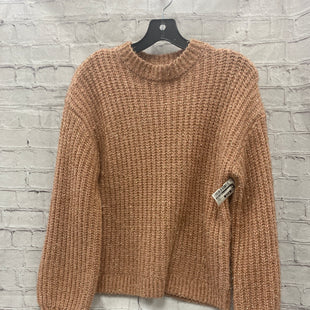 Primary Photo - BRAND: FREE PRESS STYLE: SWEATER LIGHTWEIGHT COLOR: PINK SIZE: M OTHER INFO: SPARKLY! SKU: 115-115340-4859