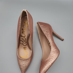 Primary Photo - BRAND: SAM EDELMAN STYLE: SHOES HIGH HEEL COLOR: ROSE SIZE: 7 OTHER INFO: W/BOX !! SKU: 115-115360-1797