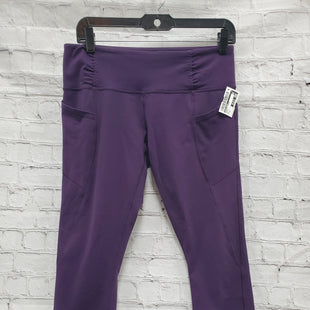 Primary Photo - BRAND: LULULEMON STYLE: ATHLETIC CAPRIS COLOR: PURPLE SIZE: 8 SKU: 115-115336-3274