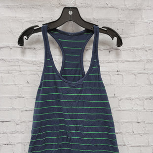 Primary Photo - BRAND: LULULEMON STYLE: ATHLETIC TANK TOP COLOR: BLUE GREEN SIZE: M SKU: 115-115302-18524