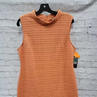 Primary Photo - BRAND: SHARAGANO STYLE: DRESS SHORT SLEEVELESS COLOR: PEACH SIZE: 16 SKU: 115-115309-19468