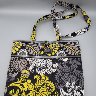 Primary Photo - BRAND: VERA BRADLEY STYLE: TOTE COLOR: BLACK SIZE: MEDIUM SKU: 115-115360-433