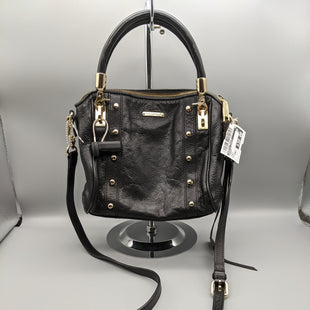 Primary Photo - BRAND: REBECCA MINKOFF STYLE: HANDBAG COLOR: BLACK SIZE: SMALL SKU: 115-115360-1620STAINS INSIDE