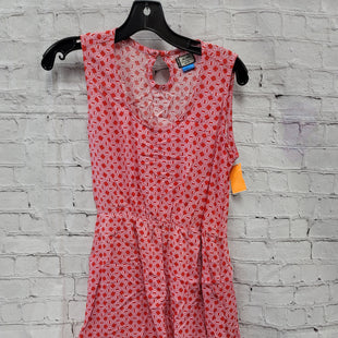 Primary Photo - BRAND: KAVU STYLE: DRESS SHORT SLEEVELESS COLOR: RED WHITE SIZE: XS SKU: 115-11545-97643