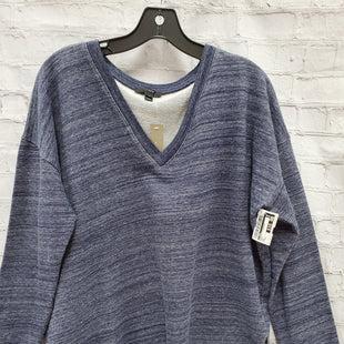 Primary Photo - BRAND: J CREW STYLE: SWEATER LIGHTWEIGHT COLOR: BLUE SIZE: M OTHER INFO: NWT SKU: 115-115309-16049