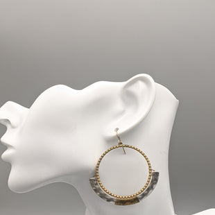 Primary Photo - BRAND:   STYLE: EARRINGS COLOR: GOLD SILVER OTHER INFO: SKU: 115-115338-990SOME TARNISH