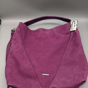 Primary Photo - BRAND: REBECCA MINKOFF STYLE: HANDBAG COLOR: RASPBERRY SIZE: LARGE OTHER INFO: CROSSBODY SKU: 115-115314-12235SOME WEAR OUTSIDE