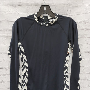 Primary Photo - BRAND: JAG STYLE: ATHLETIC TOP COLOR: BLACK WHITE SIZE: M OTHER INFO: RASHGUARD SKU: 115-115335-3144