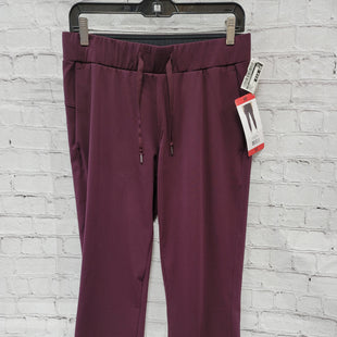 Primary Photo - BRAND: TUFF ATHLETICS STYLE: PANTS COLOR: MAROON SIZE: M OTHER INFO: NEW! SKU: 115-115314-10258